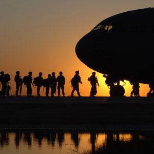 Militaire et aérospatial