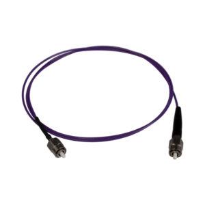 Avionic fiber optic cables