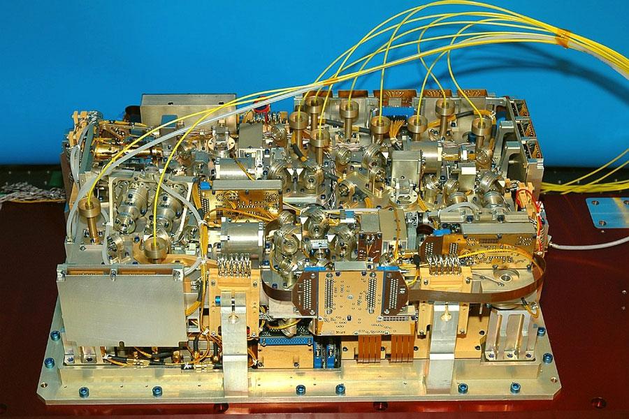 L'horloge atomique spatiale PHARAO testera les prédictions d'Einstein