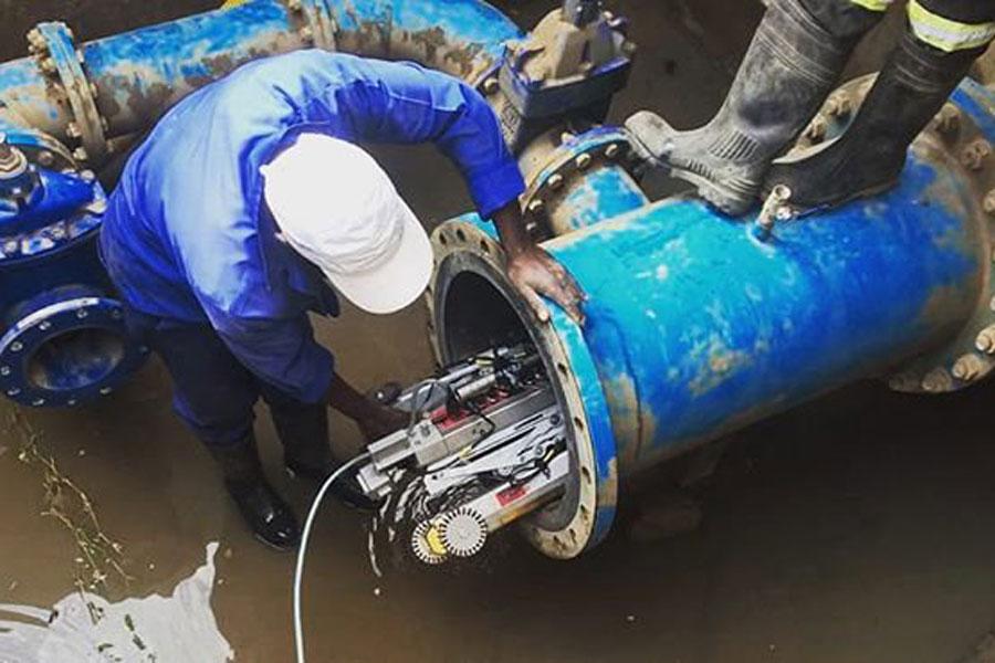 Inspection de canalisations avec des robots filoguidés