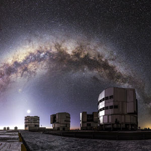 GIRAFFE : le spectrographe multi-fibres du VLT révélant la naissance des galaxies