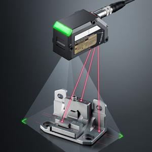 Industrial optical sensing